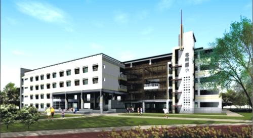 台中市忠明國小新建工程規劃設計競圖